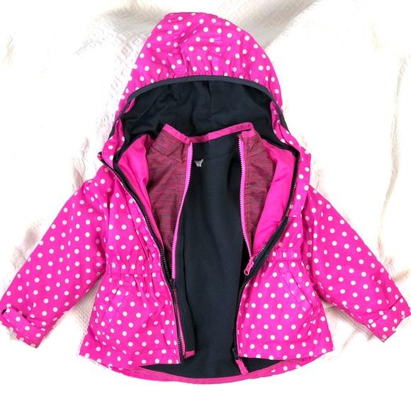b2b6f7dd0b078 OshKosh B'gosh Jackets & Coats   Oshkosh Bbosh 4in1 Jacket   Poshmark